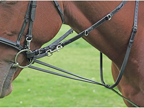 Shires German Martingale Cob Havana by Shires by Shires