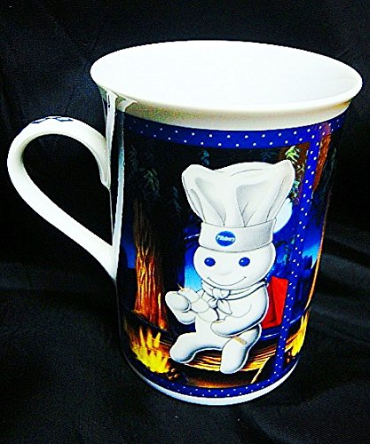 2001 Danbury Mint Pillsbury Doughboy