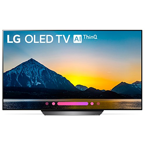LG OLED55B8PUA 55-Inch 4K Ultra HD Smart OLED TV (2018 Model)