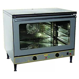 Equipex Magnum Full Size Convection Oven – 1PH, 32 1/2 x 30 x 221/2 inch – 1 each.