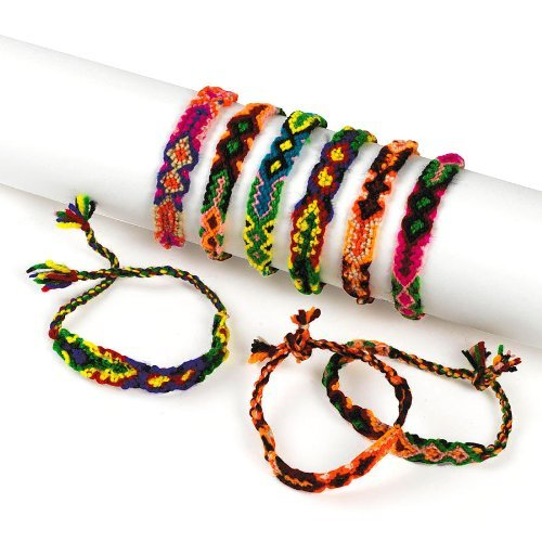 Woven Friendship Bracelets 1 dz product image