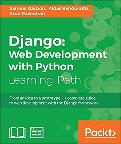 Python Web Development With Django Ebook