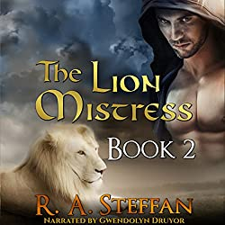The Lion Mistress: Book 2 (The Horse Mistress 6)
