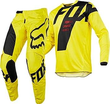 Fox Racing 2018 180 Jersey YELLOW SMALL Mastar