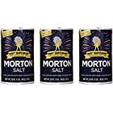 Morton Salt Regular Salt - 26 oz (Pack of 3)