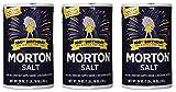 salt morton - Morton Salt Regular Salt - 26 oz (Pack of 3)