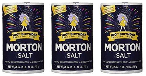 mortons table salt - 3