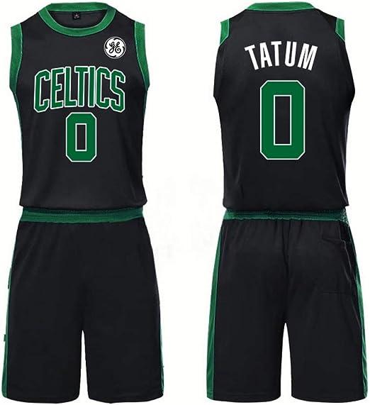 HSWU-DRESS NBA Boston Celtics Jayson Tatum # 0 Camiseta De ...