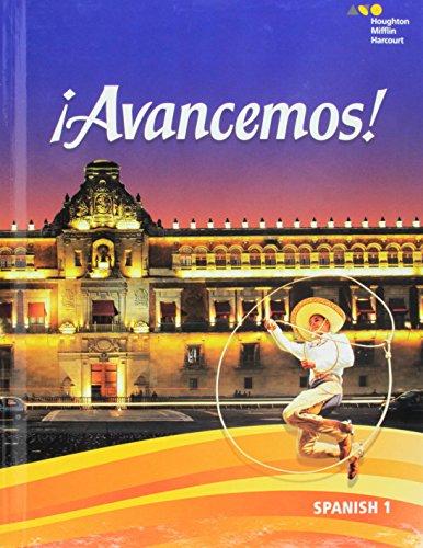 Avancemos: Student Edition Level 1 2018 (Spanish Edition)