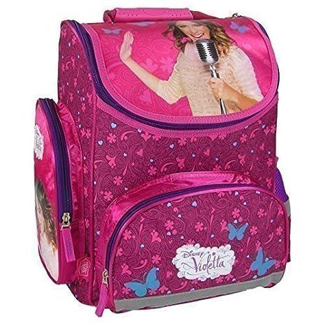 Mochila escolar Disney Violetta