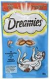 Dreamies Cat Treats 60G Salmon For Sale