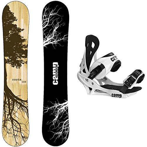 153cm Snowboard (Package-Camp Seven Roots CRC Snowboard 153 cm-Summit)