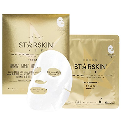 Starskin The Gold Bio-Cellulose Face Mask