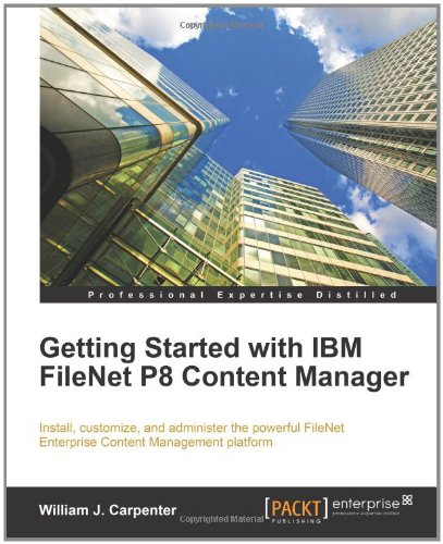 Getting Started with IBM FileNet P8 Content Manager Front Cover