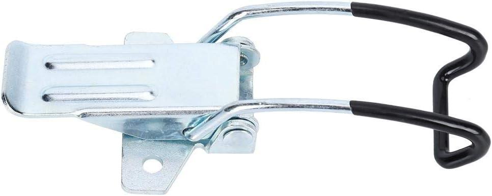 En acier inoxydable /à ressort /à bascule /à loquet Catch Clamp Clip Clip Lock Casting Charni/ère Aspirateur industriel incurv/é pour bagages Bo/îtes daviation