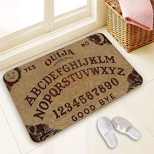 Tomeco Custom Ouija Board Door Mat Art Design