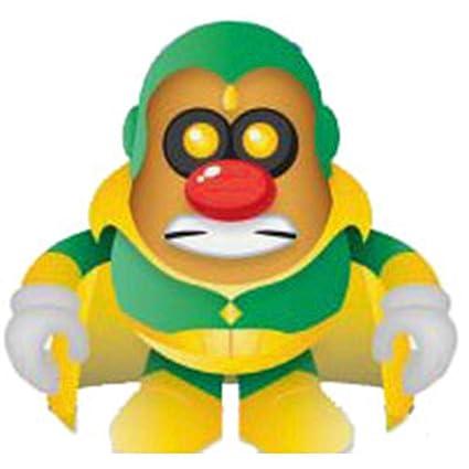 Amazon Com Ppw Marvel Comics Vision Mr Potato Head Toy Ppw Usa