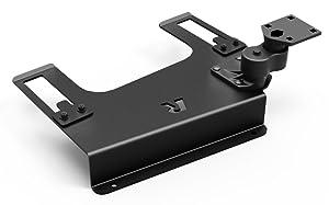 RAM MOUNTS (RAM-VB-193 No-Drill Laptop Base for The Chevrolet Silverado 1500/2500/3500, Suburban, Tahoe, Gmc Sierra 1500/2500/3500