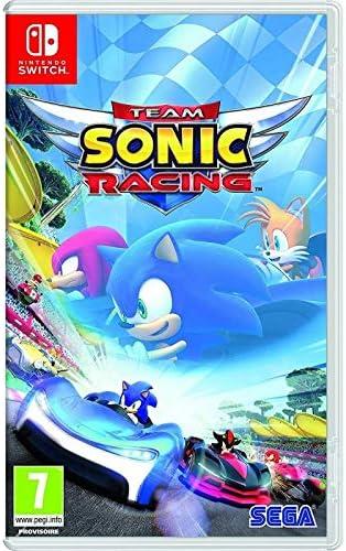 Team Sonic Racing: Amazon.es: Videojuegos