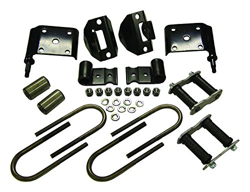 - Crown Automotive 5359007K Rear Leaf Spring Mounting Kit