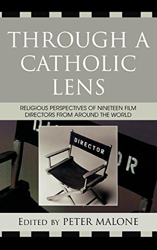 Audiobook cover from Through a Catholic Lens: Religious Perspectives of 19 Film Directors from Around the World (Communication, Culture, and Religion) by Tony Abbott