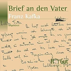 Brief an den Vater Hörbuch