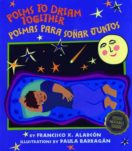 Poems to Dream Together/Poemas Para So (English and Spanish Edition)