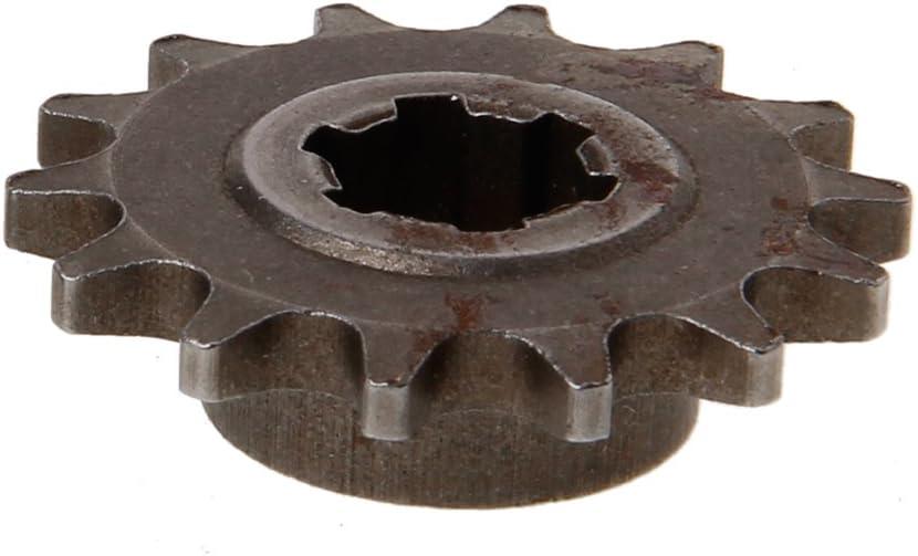 Xuniu 47cc 49cc Moto T8F 8mm 11 14 17 20 Dents pignon Avant pignon cha/îne