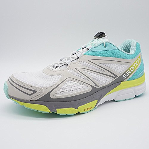 Training Women's Running Salomon X 3D White Shoes Scream aIqqwd7F