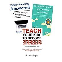 How to Be a Real Entrepreneur: Beginner Lessons for New Aspiring Entrepreneurs (Trio Bundle)