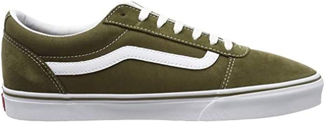 Vans Herren Ward Canvas Sneaker: : Schuhe & Handtaschen