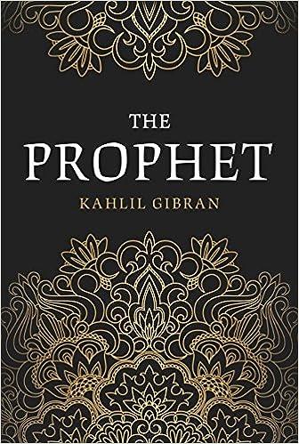 Khalil Gibran The Prophet friendship
