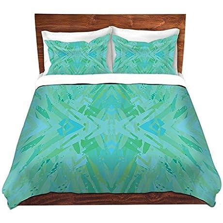 DiaNoche Designs Mingo Love Bedroom And Bedding Ideas Cover 8 King Duvet Sham Set