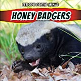 Honey Badgers, Julia J. Quinlan, 1448898005