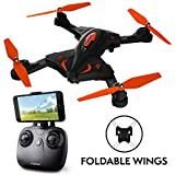 Force1 Foldable Drone with Camera (Certified Refurbished)