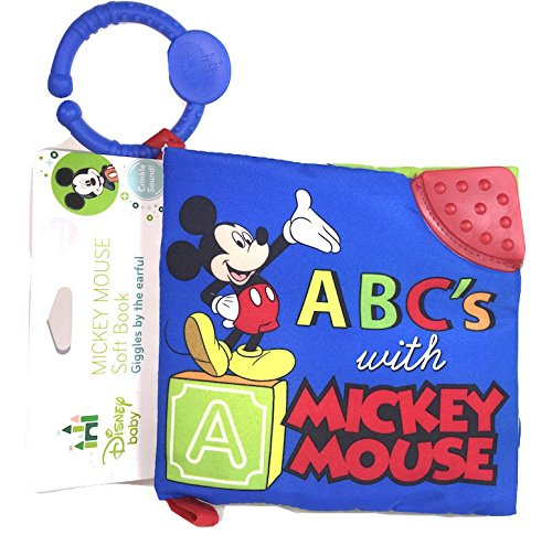 Disney Baby Stroller Toy - 4