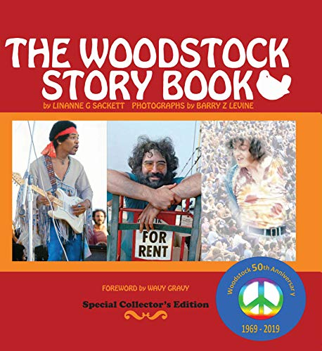 The Woodstock Story Book: Woodstock 50th Anniversary Collectible Coffee Table Book reviews