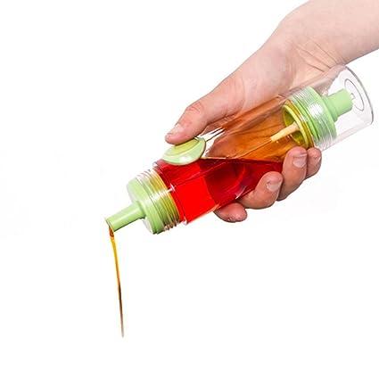 Aolvo - Dispensador de aceite de oliva para aceite de coco y aceite, dispensador de