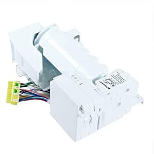 Lg AEQ72910409 Refrigerator Ice Maker Genuine Original Equipment Manufacturer (OEM) Part