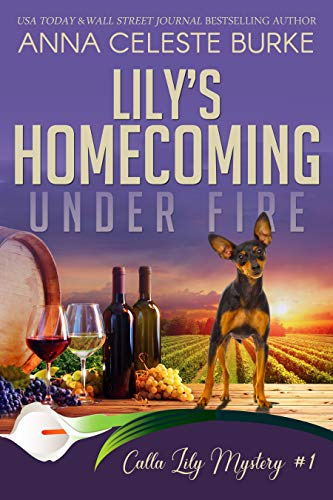 In California's Wine Country, Someone Wants Lily DeadWhen Lily Callahan returns home to California's wine country, sparks fly amid a hail of bullets as she and U.S. Marshal Austin Jennings take cover.Money, fame, and love all come into play as motive...