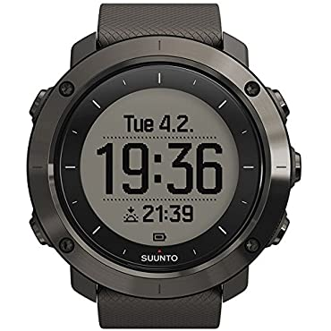 Suunto Traverse Graphite GPS Outdoor Watch (SS022226000)