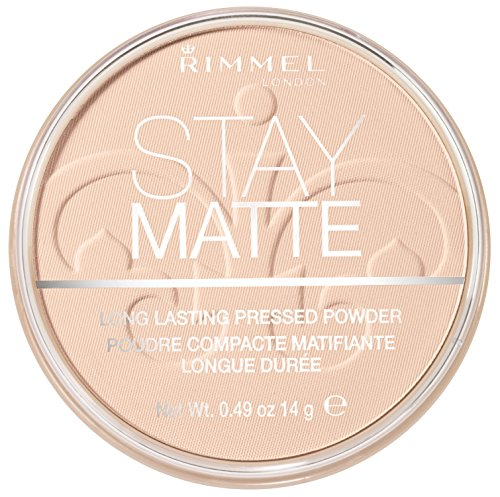 Beige Pressed Powder (Rimmel Stay Matte Pressed Powder, Buff)