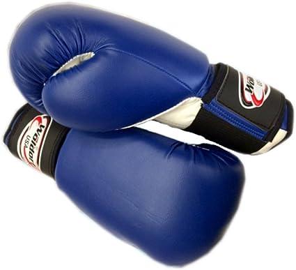 woldorf USA Vinyl Boxing Bag Gloves Blue