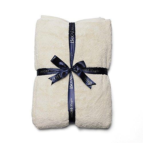BONDRE Luxury Microfiber Spa&Hotel Bath Towels, Extra-Absorb