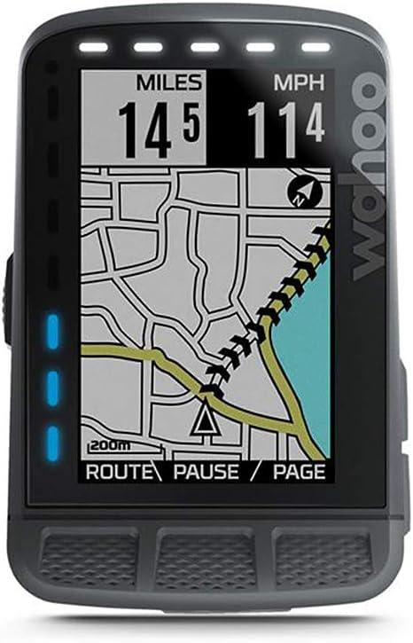 Wahoo Fitness ELEMNT Roam GPS Bike Computer, Unisex Adulto, Negro: Amazon.es: Deportes y aire libre