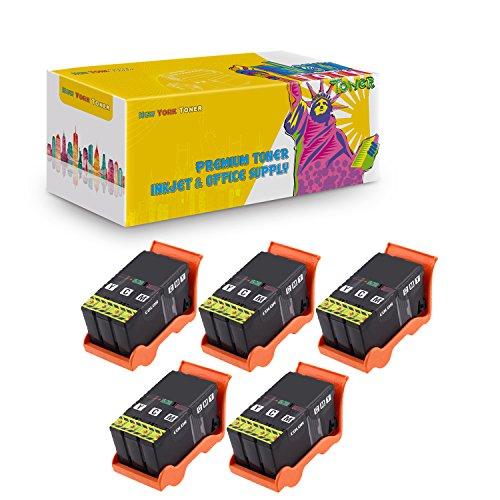 New York TonerTM New Compatible 5 Pack T094N Color (Series 21) High Yield Inkjet For Dell : V313 | V313W | V515W | V715W | P513W | P713W . -- Color
