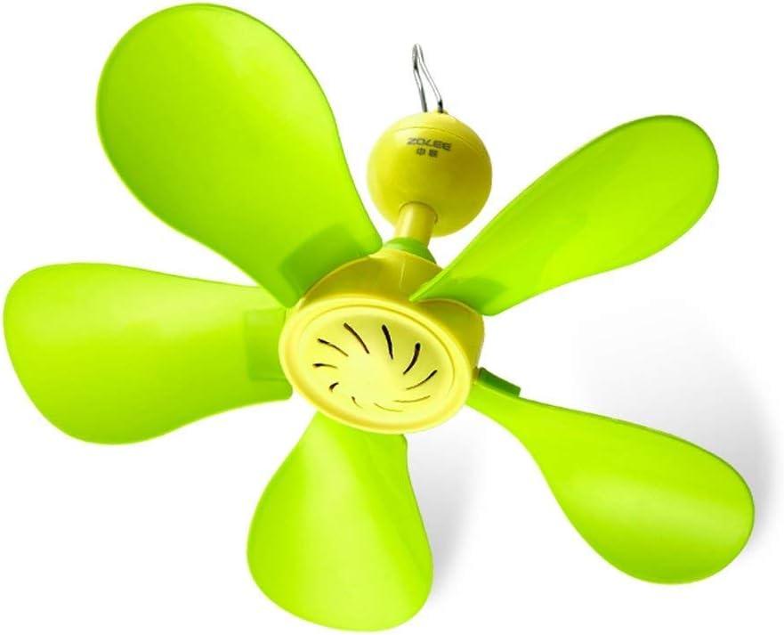 XYSQWZ 7w Baby Silent Ventilador De Techo Child Breeze Home Mini
