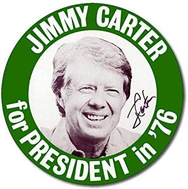 Fridge Magnet JIMMY CARTER