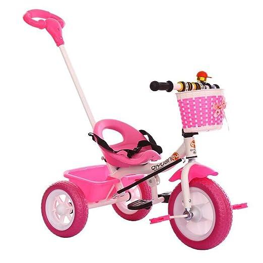 Triciclo Infantil Triciclo de niños Triciclo de triciclo 7 en 1 ...