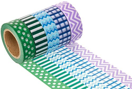 TapeArt Washi Adhesive Paper Tape Set